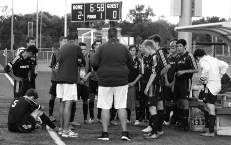 Soccer falls 2-0 in season debut