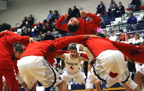 Boys basketball competes against Seaman High (Photo Gallery)