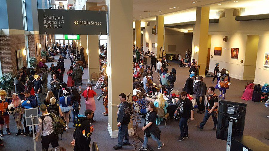 Anime Club takes second annual convention trip