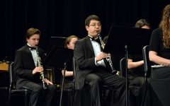 Band puts on a fun-filled winter performance
