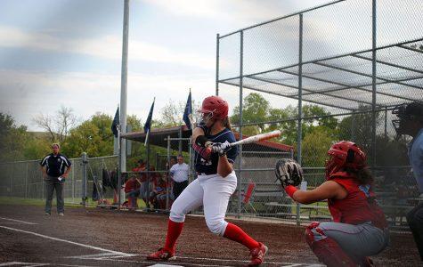 Softball vs Shawnee Heights