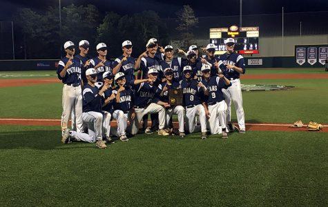 State bound: Baseball takes regional championship