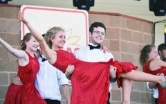 MHS choirs perform numbers for state fair audience