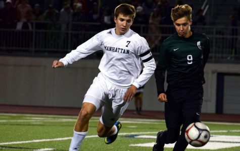 Soccer kicks into sub-state