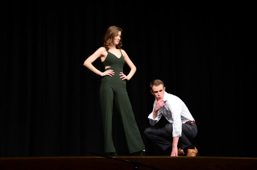 NHS holds fifth-annual fashion show