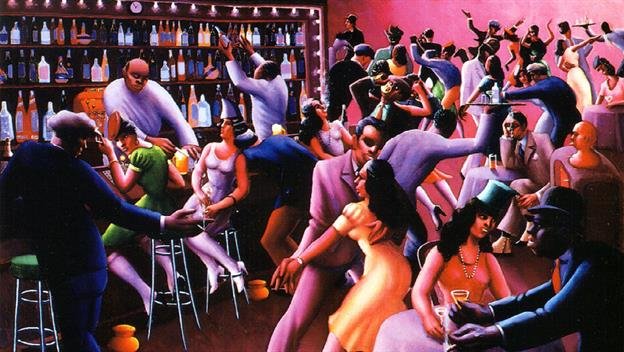 The Harlem Renaissance: A Time of Black-American Art