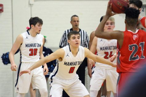 Manhattan High dominates Topeka West
