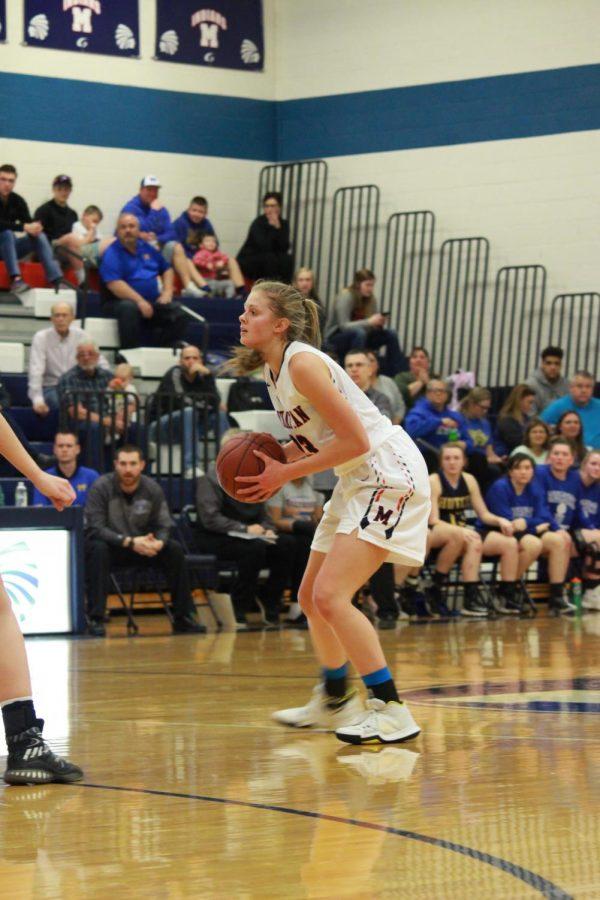 Girls basketball endures tough game, sub-state champions