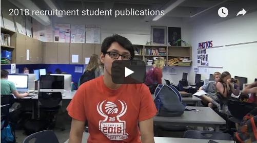 Join MHS Student Publications