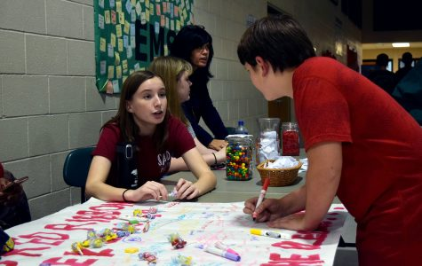 SADD celebrates Red Ribbon Week