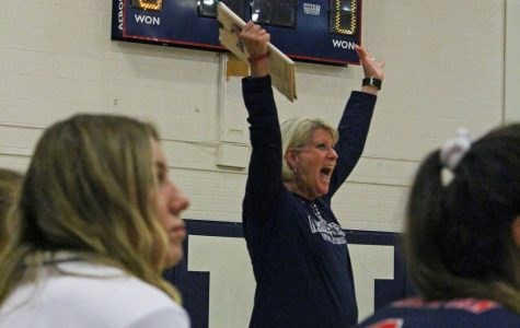 Head volleyball coach retires