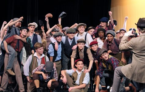 Newsies completes dress rehearsal