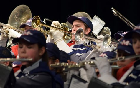 Instrumentals at Manhattan High have eventful weekend