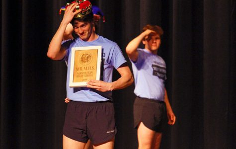 Mr. MHS succeeds in making for great show