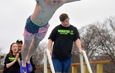 IPS fundraise for Special Olympics through the Manhattan Polar Plunge
