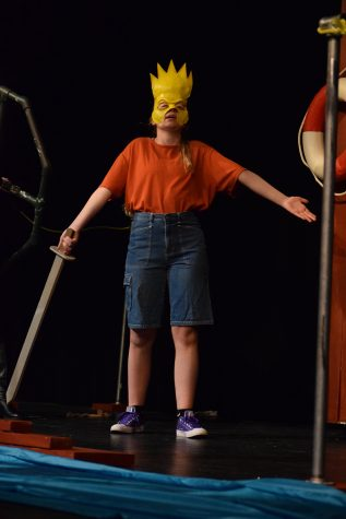 Thespian Kids Camp provides learning opportunity for area youth