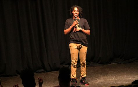 BSU hosts open poetry slam