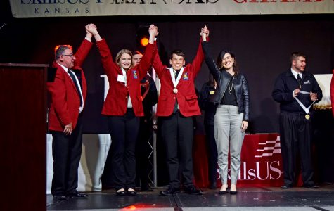 SkillsUSA attends State Conference