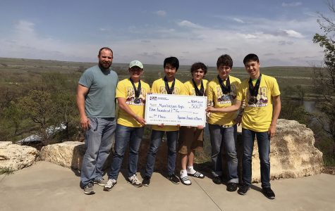 Envirothon team advances to nationals