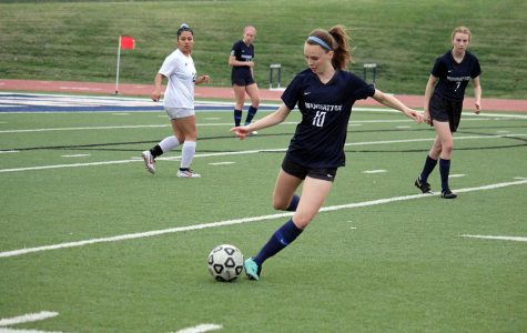 Girls soccer bounces back from rough week of losses