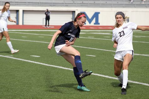 Girls soccer secures double wins