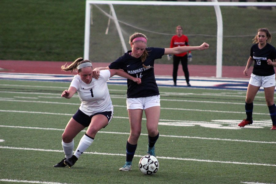 Girls soccer wins both games, one postponed