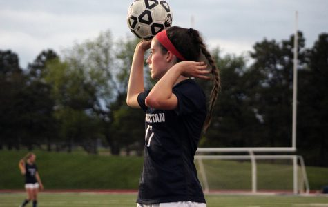 Soccer ends regular season on high note