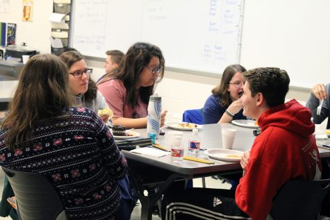 Robotics Club starts up, plans for an eventful year