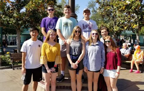 BPA explores California, learns about business skills