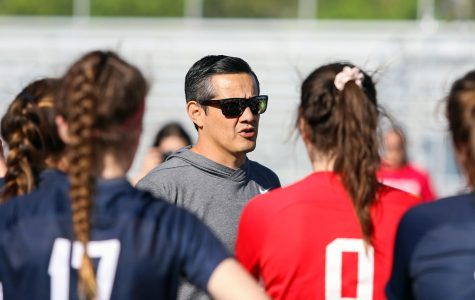 Mike Sanchez takes on role of head boys soccer coach