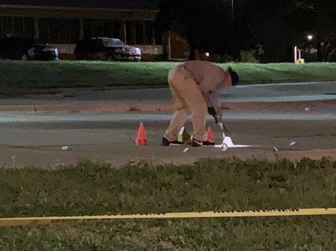 Investigation on Oak lot shooting ongoing