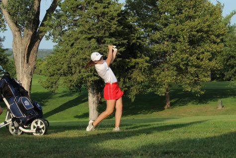 Second round at State takes toll on girls golf