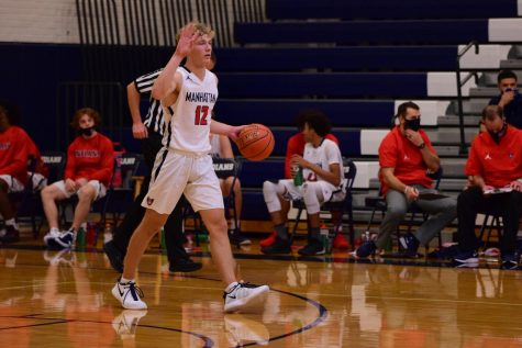 Boys Basketball falls short in game one